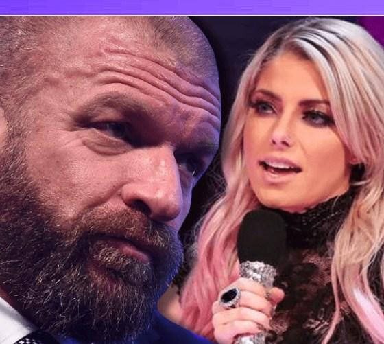 Triple H abused Alexa Bliss