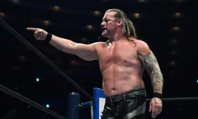 chris jericho retiring from wrestling