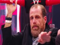 shawn michaels is embarrased