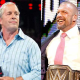 bret hart and Tripple H