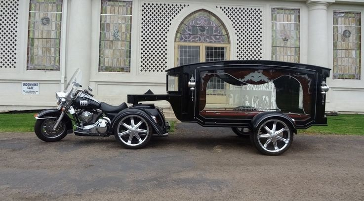 Undertaker's bike 2
