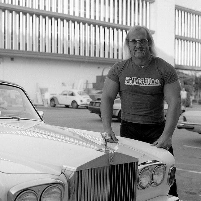 Hulk Hogan cars