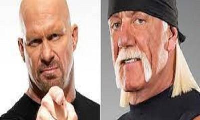 Hulk Hogan Steve Austin