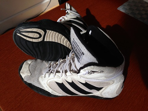 Adidas Akrid Wrestling Shoes