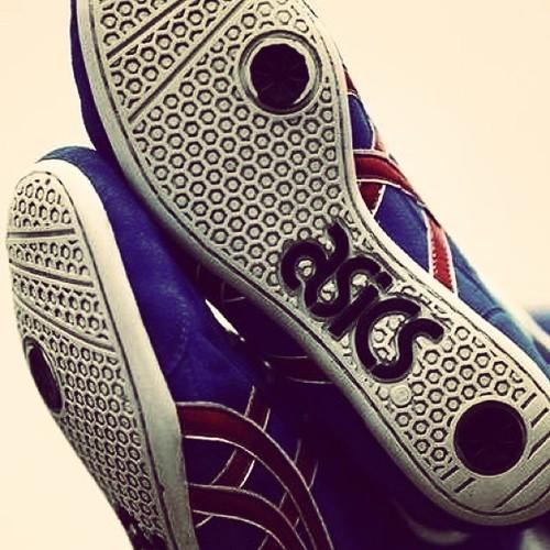 Asics Wrestling Shoes Soles