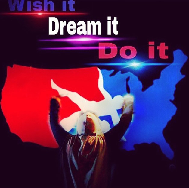 Wish It. Dream It. Do It.
