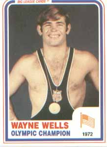 Amateur Wrestling Collectibles Gallery Cards 19851989 by