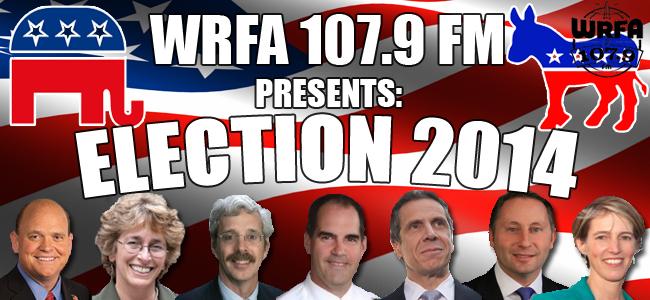 WRFA Election 2014