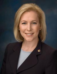 U.S. Senator Kirsten Gillibrand (D-NY)