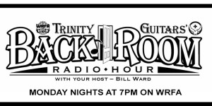 The Back Room Radio Hour with Bill Ward