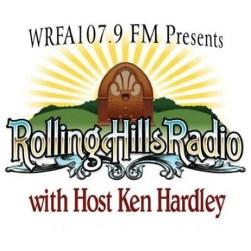Rolling Hills Radio Logo