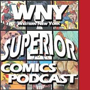 WNY Superior Comics Show