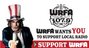 Donate to WRFA