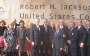 Several Local Officials Attend Official Naming Ceremony of Jackson Federal Courthouse