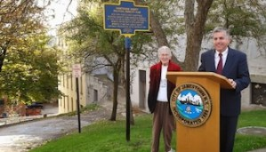 Historic Marker Unveiling Planned for Wednesday Afternoon