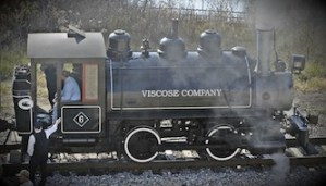 Historic 'Engine No. 6' Will Lead the 2013 Jamestown Holiday Parade