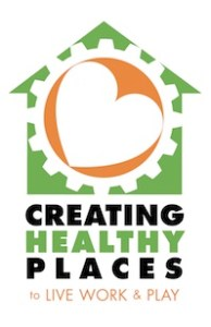 Creating Healthy Places Logo