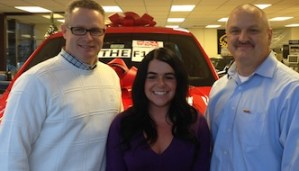 Toys for Tots Gets a Boost from Shults Auto Group