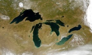 Reed Announces Funding for Great Lakes Restoration Initiative