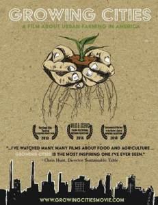 Grow Cities Poster