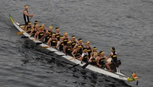 Dragon Boat Demonstration Coming to Jamestown June 17