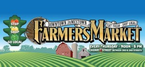 Jamestown Farmers Markets Welcomes Families to 2016 Community Day on Aug. 25