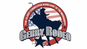 Gerry Rodeo Begins Wednesday, Continues Through Saturday