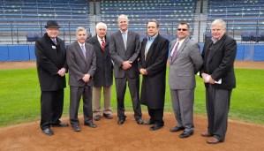 City and Community Leaders Announce New Baseball Team for 2015 Season