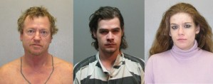 Three Charged Following Discovery of Meth Lab in Dunkirk