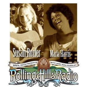 Rolling Hills Radio to Feature Susan Rozler and Marla Harris on Feb. 26