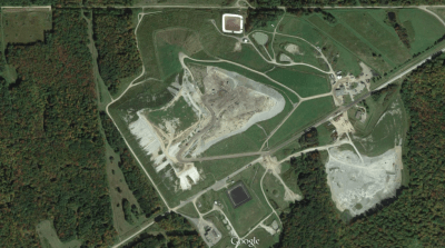 The Chautauqua County Landfill is located off Townline Rd. in the Town of Ellery. The county plans to expand the landfill by 53 acres to the west.
