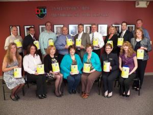 BPU Kicks Off 2015 'Cents for St. Susan's' Campaign