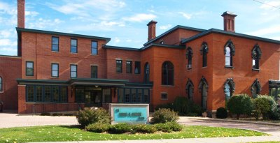 The Robert H. Jackson Center (image from www.jamestownupclose.com)