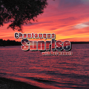 Chautauqua Sunrise with Doc Hamels