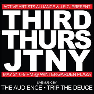 [LISTEN] Arts on Fire – Bill Thomas of the Active Artists Alliance, May 15 2015