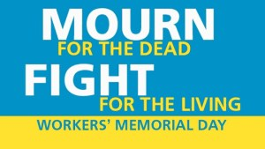 Workers' Memorial Day Set for Saturday in Frewsburg