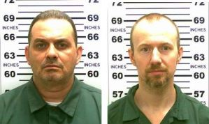 Search for Escaped Prisoners Continues in Northern New York State