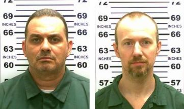 48 year-old Richard Matt and 34 year-old David Sweat escaped from a maximum security state prison in Clinton Co., NY during the early morning of Saturday, June 6.