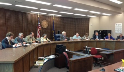 The Jamestown city council is considering a salary increase for both council members and the mayor. Any increase would not go into effect until the start of a new council and mayoral term.