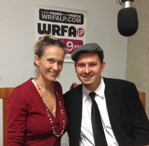 Ylsa and Angelo Giuffre