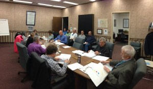 Council Begins Budget Review Process