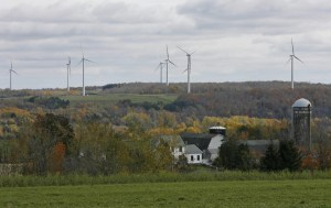 $156 Million Arkwright Wind Farm Set to Break Ground in 2017