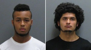 Two Men Arrested Following Sunday Morning Home Invasion in City