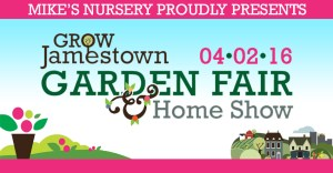 Grow Jamestown Garden Fair and Home Show is Saturday