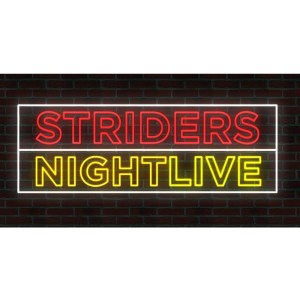 [LISTEN] Community Matters – Sean Hanus Discusses Strider Night Live