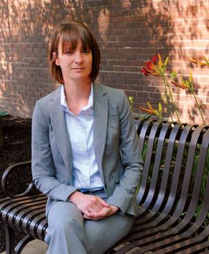 Jessica Goodell (image from http://alumni.fredonia.edu)