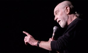 National Comedy Center Acquires Archives of George Carlin