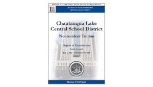 State Audit Finds Chautauqua Lake School District Mishandled Student Tuition Process