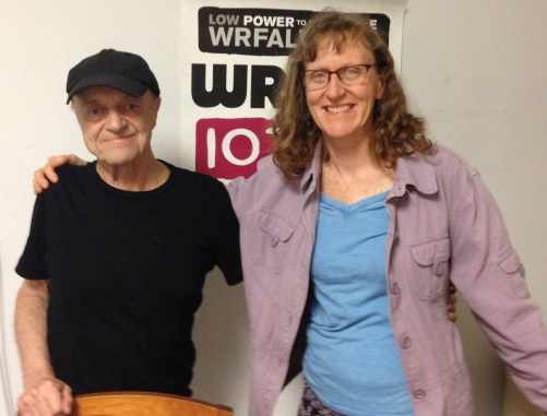 David Tidquist and Julie Rockcastle.