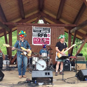 [LISTEN] Arts on Fire – 2016 WRFA Great American Picnic: Elektra Kings